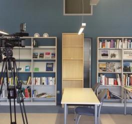 Video projektas: Klaipėdos I. Simonaitytės bibliotekos globėjai