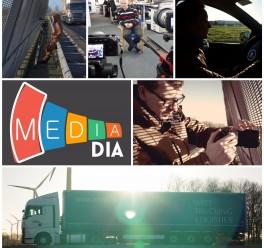 Vaizdo klipo kūrimas Olandijoje ir Vokietijoje