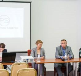 Medicinos centro PS atidarymo renginys ir žiniasklaidos konferencija